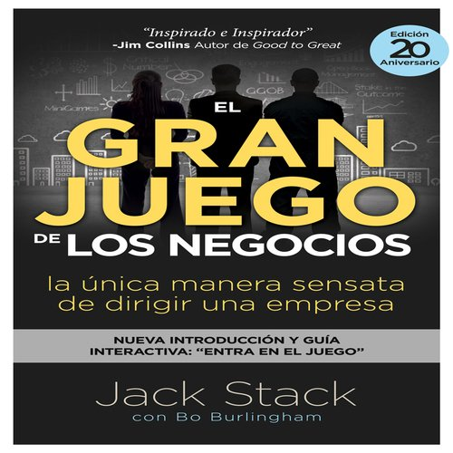 9780981701707: The Great Game of Business (Spanish Edition)