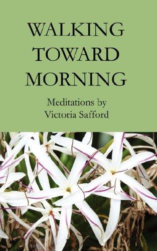 9780981724409: Walking Toward Morning: Meditations