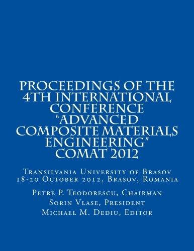 9780981730059: Proceedings of COMAT 2012: Transilvania University of Brasov, 18- 20 October 2012, Brasov, Romania