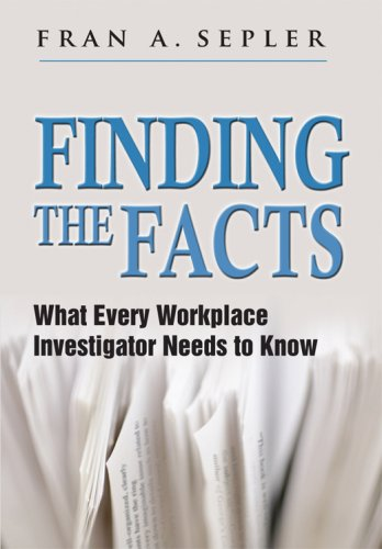 Finding The Facts: Fran A Sepler