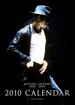 9780981744902: Michael Jackson Calendar 2010 (English, French and German Edition)