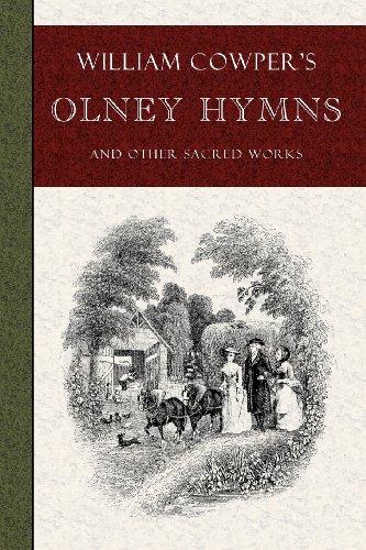 9780981750590: William Cowper's Olney Hymns