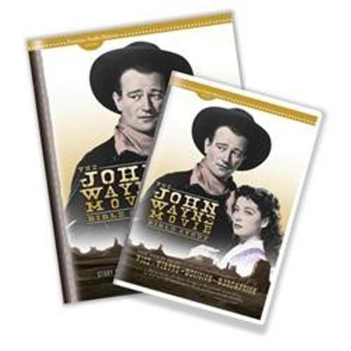 9780981754970: John Wayne Movie Bible Study (DVD Leader Pack)