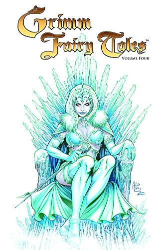 Grimm Fairy Tales Volume 4 (Grimm Fairy Tales (Paperback))