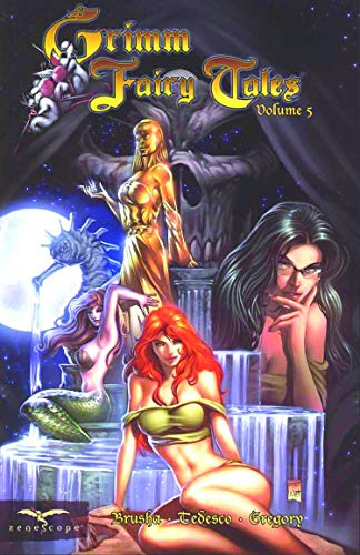 9780981755083: Grimm Fairy Tales Volume 5 (Grimm Fairy Tales Tp)
