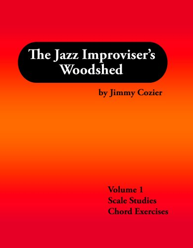 9780981757803: The Jazz Improviser's Woodshed - Volume 1 Scale Studies/Chord Exercises