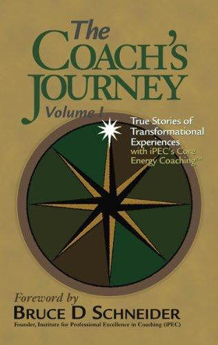 9780981760339: The Coach's Journey - Volume 1