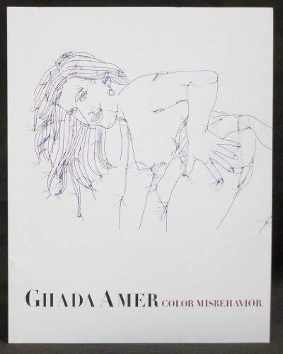 Ghada Amer : Color Misbehavior: Maura Reilly; Ghada