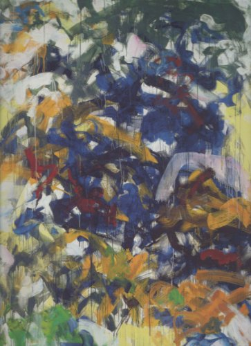 Joan Mitchell: The Last Paintings: Mitchell, Joan and