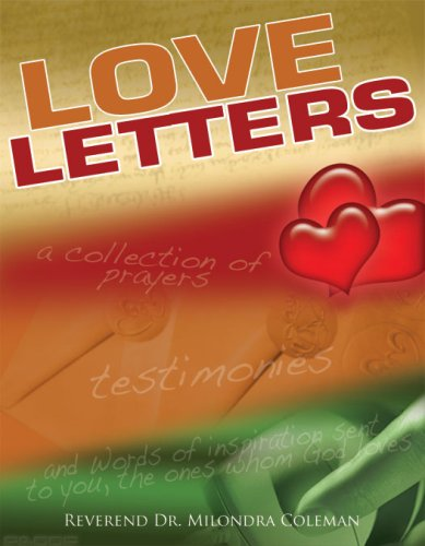 9780981770680: Love Letters