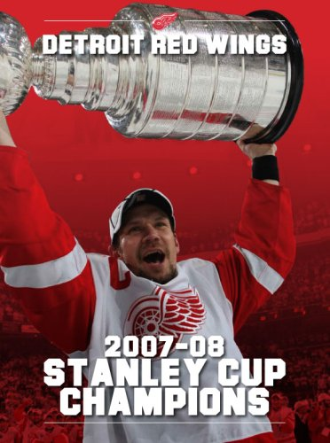 Detroit Red Wings 2007-08 Stanley Cup Champions: Bill Roose, Lindsey
