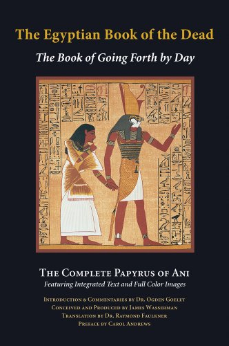 The Egyptian Book of the Dead [Illustrated] download