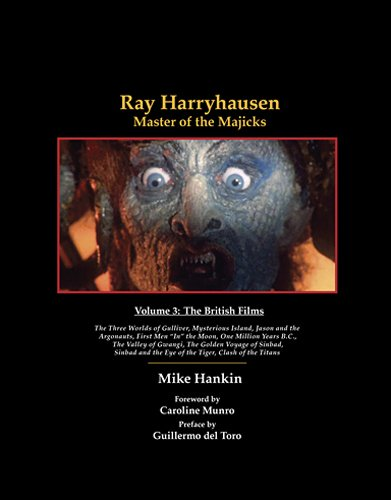 9780981782911: Ray Harryhausen - Master of the Majicks: The British Films, Volume 3 (Majicks, Volume 3)