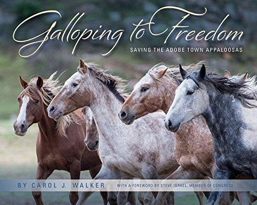 Galloping to Freedom: Walker, Carol