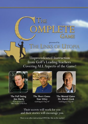 9780981805108: The Complete Game Instructional DVD