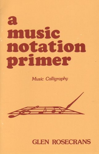 9780981806969: A Music Notation Primer