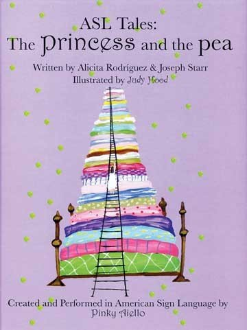 9780981813905: ASL Tales: The Princess and the Pea