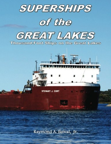 9780981815749: Superships of the Great Lakes