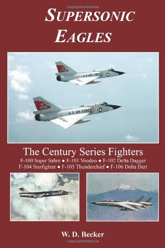 9780981815794: Supersonic Eagles: The Century Series Fighters