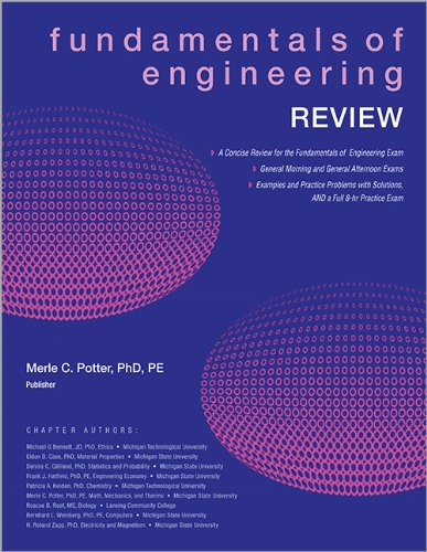 9780981831206: Fundamentals of Engineering Review