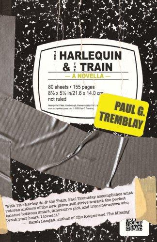 9780981832005: The Harlequin & The Train: A Novella