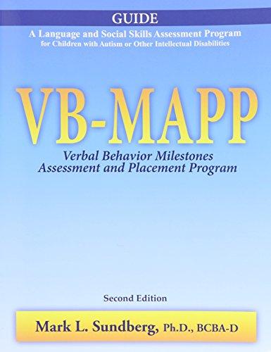 9780981835624: VB-MAPP: Verbal Behavior Milestones Assessment and Placement Program, Full Set