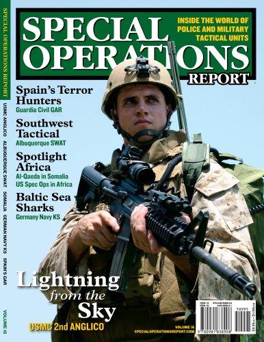 Special Operations Report Vol 16 (0981838901) by Steven Hartov; Samuel Katz