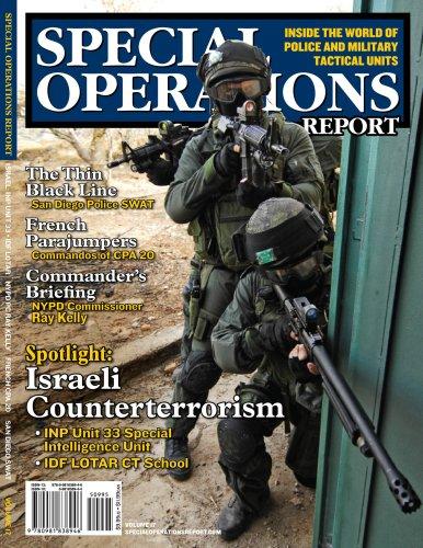 Special Operations Report Vol 17 (0981838944) by Steven Hartov; Samuel Katz