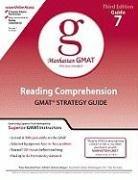 Reading Comprehension Gmat Strategy Guide (Manhattan GMAT: Manhattan Gmat Prep