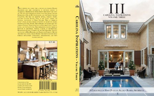 9780981857046: Carolina Inspirations: III (Home Plans, Volume III)