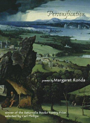 Personification: Poems: Margaret Ronda