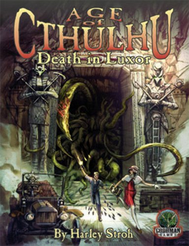 9780981865720: Age of Cthulhu: Death in Luxor *OP