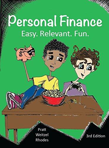 Personal Finance: Easy. Relevant. Fun.: Bill Pratt, Mark
