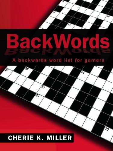 9780981875682: BackWords: A backwards word list for gamers