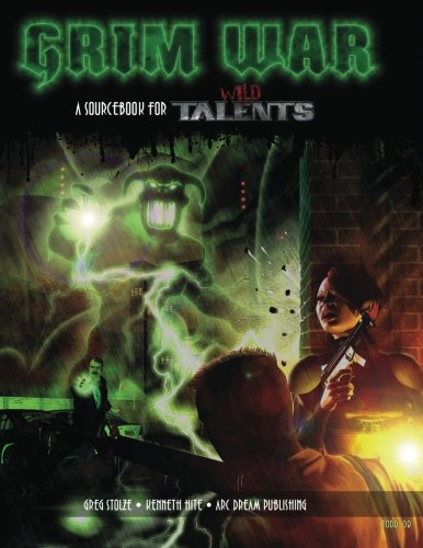 9780981882659: Wild Talents: Grim War