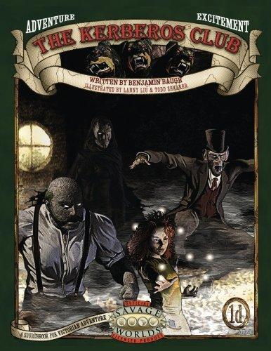 9780981882673: The Kerberos Club (Savage Worlds Edition)