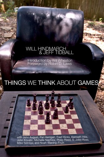 9780981884004: Things We Think About Games