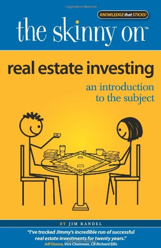 9780981893563: The Skinny on Real Estate Investing: An Introduction to the Subject