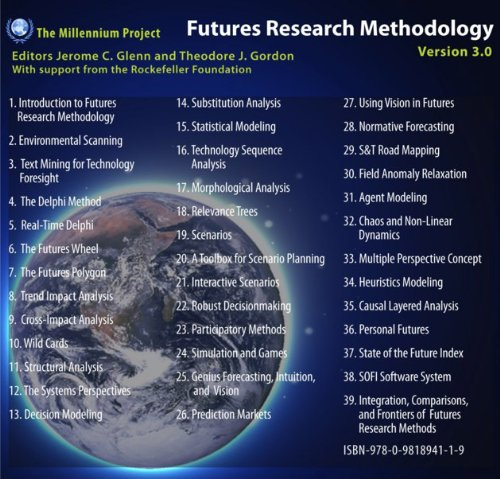 9780981894119: Futures Research Methodology: The Millennium Project: Version 3.0