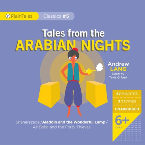 Tales From the Arabian Nights Format: AudioCD: Lang, Andrew