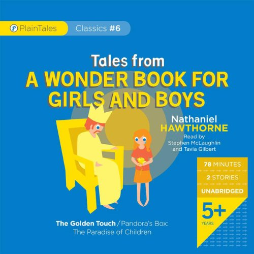 Tales from a Wonder Book for Girls: Nathaniel Hawthorne
