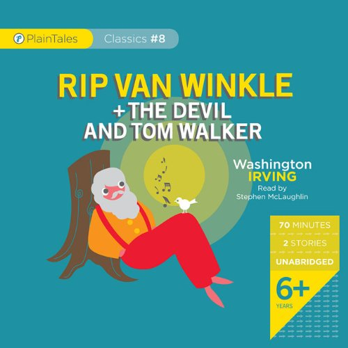 Rip Van Winkle + the Devil and: Washington Irving