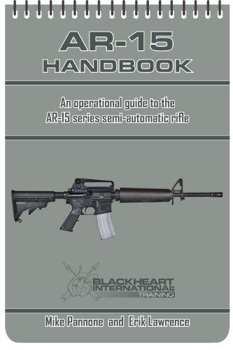 9780981918044: AR15 Handbook
