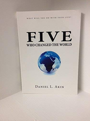 9780981923611: Five Who Changed the World