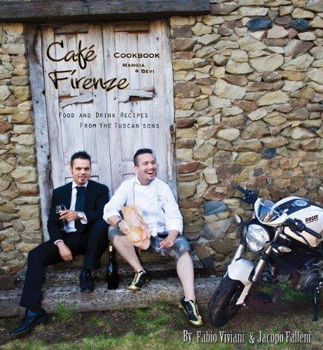 9780981929095: Cafe Firenze Cookbook