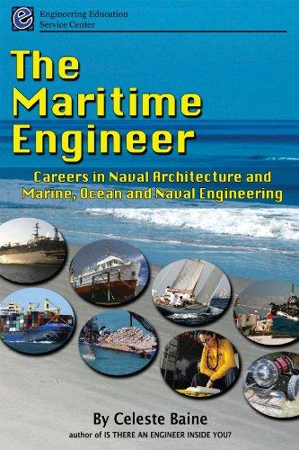 The Maritime Engineer : Careers in Naval: Celeste Baine
