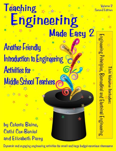 Teaching Engineering Made Easy 2: Another Friendly Introduction to Engineering Activities for ...