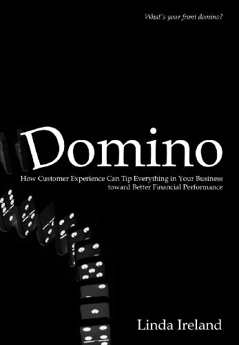 9780981930213: Domino: How Customer Experience Can Tip Everything in Your Business Toward Better Financial Performance