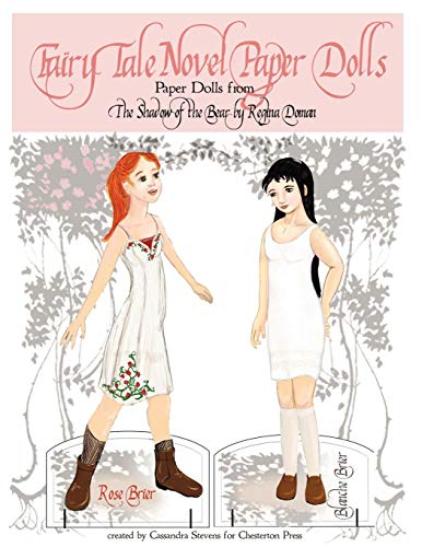 9780981931883: Fairy Tale Novel Paper Dolls from the Shadow of the Bear by Regina Doman