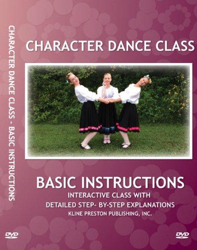 9780981953168: Character Dance Class